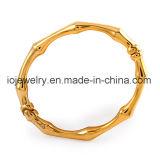 316 braccialetto placcato oro dell'acciaio inossidabile 18k