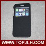 Het Geval van de Dekking PC+Leather van de Telefoon van de manier voor iPhone 6/6s