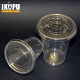 يكوّن بلاستيك مستهلكة محبوب بلاستيكيّة فنجان لأنّ سلطة [إيسكرم] شراب باردة