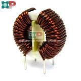 10une intensité nominale Nanocrastyline Core inducteur de bobine inductance à mode commun
