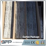 La parete diretta dell'ardesia della fabbrica copre di tegoli le mattonelle decorative di pietra della parete della coltura