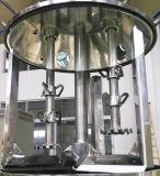 tanque agitador, la vista de la máquina de fusión de la dispersión de mesa de mezclas para sellante de silicona, goma, resina
