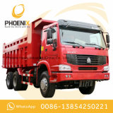 アフリカのためのよい状態の使用された371HP HOWO 10の車輪のダンプトラックのダンプカー6X4