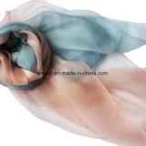 De lana de seda teñido de tejido mixto (AFS10004049)
