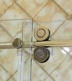 Популярные конструкции из нержавеющей стали сдвижной душевой (SR-031)