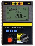 Digitalanzeigen-Hochspannungsisolierungs-Widerstand-Prüfvorrichtung-Ohmmeter