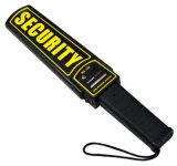 Ahorro de scaning Auto-Power cuerpo de seguridad Detector de metales con la mano (MD150)