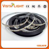 Luz de tira do diodo emissor de luz de IP20 14.4W/M SMD 2835 RGB para restaurantes