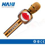 Диктор Bluetooth творческого микрофона Karaoke платформы поддержки микрофона Bluetooth металла M3 конструкции беспроволочного различного стерео