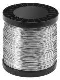 Fio de alumínio folheado de cobre do fio 0.50mm do CCA