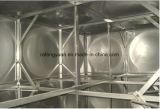Tank van het Water van het Behoud van de hitte de Vierkante