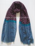 De nouveaux points d'arrivée commun de l'impression paréo Polyester / Lady foulard (HWBPS060)
