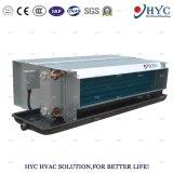 DC/ Moteur AC Ventilateur de plafond de l'eau dissimulé l'unité de bobine canalisés