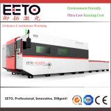 máquina de estaca do laser da fibra da Elevado-Colocação 1500W (IPG&PRECITEC)
