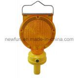 Светодиодный индикатор солнечной энергии Стробоскоп сигнальная лампа аварийной сигнализации с металлический кронштейн