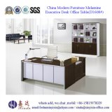 Mobilier moderne 4door Bureau Bibliothèque en bois Bureau Made in China (C31 #)