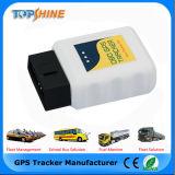 Миниый дешевый отслежыватель OBD GPS с двухсторонней отслеживая Geo-Загородкой