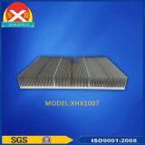 알루미늄은 ISO9001에 전자 힘을%s 탄미익 열 싱크를 찢는다: 2008 증명서를 줬다