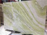 Brames bon marché employées couramment des prix de marbre de jade de couleur de l'Asie centrale