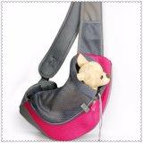 New Spring Summer Respirável Cool Pet Dog Carrier Mochila Mochila Mochila Oxford Tela portátil para cães pequenos Gatos