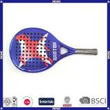 الصين ممون رخيصة كرة مضرب مغدف ريش مضرب