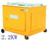 Buigende Machine Gw40 2.2kw/220V van de Staaf van de prijs de Hand