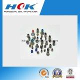 Sello del vástago de válvula de material FKM para Kia Pride