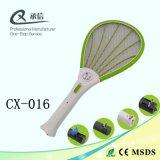 아BS 중국에 있는 LED를 가진 백색 손잡이 모기 Swatter 라켓 곤충 살인자