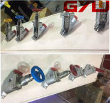 La soldadura de refrigeración de amoniaco la válvula de retención para almacenamiento en frío