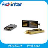 Высокая скорость мини-диск USB металлические водонепроницаемый флэш-накопитель USB