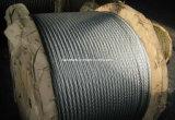 6mm 최신 복각 수출을%s 직류 전기를 통한 철강선 밧줄