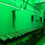 illuminazione della fase dell'indicatore luminoso LED della lavata di 72*3W LED