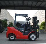 Forklift Diesel da nova série do Un 2.5 toneladas com motor japonês