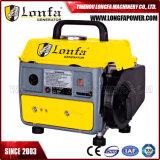 mini generador portable de la gasolina 700W para el uso casero
