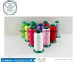 Hohes Nylon210d/3 250d/2 gefärbtes Nähgarn der Hartnäckigkeit-100% Großhandels#10 20# 30# 40#