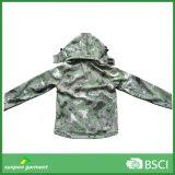 Куртка Softshell обеспеченностью воинская тактическая