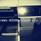Faca automática elevada de Quatity que plissa a máquina para o filtro