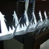 Горяч-Окунутый гальванизированный спайк стены/спайк бритвы/провод бритвы