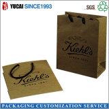 Sacchetto di acquisto riciclato del sacchetto della carta kraft Per i vestiti