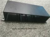 6063t5 anodizzato nel profilo dell'alluminio di Um del nero 10