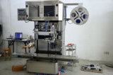 Máquina de etiquetas mineral automática da luva do Shrink da garrafa de água