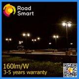 Réverbère solaire réglable de route de jardin du panneau solaire 8W DEL