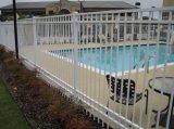 Rete fissa rivestita della piscina della polvere bianca esterna