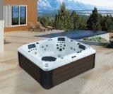 Monalisa de lujo del diseño especial al aire libre Bañera de hidromasaje Masaje SPA (M-3388)