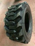 Neumático del buey del patín del sólido del fabricante 10-16.5 para el lince