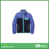 China Garments Factory Atacado Custom Winter Man Polar Fleece Jacket