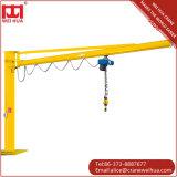 Degré pilier Weihua 360 Jib Crane, bras de pivotement de cantilever Jib grue pour la vente
