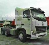 Sinotruk 6X4는 보상한다 또는 HOWO 371HP 트랙터 트럭 (ZZ4257S3241W)를 운전하는 왼손