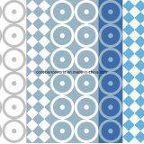 100%Polyester геометрический круг Pigment&Disperse напечатал ткань для комплекта постельных принадлежностей