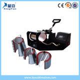 10oz 11oz 120z 170z 4NO1 Caneca prensa de calor/Caneca Logotipo do vaso de máquina de impressão
